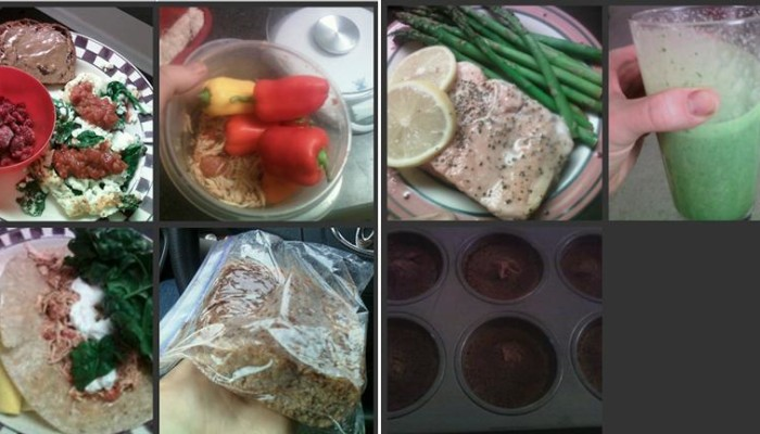 Sample Meal Plan Example 2