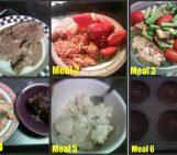 Sample Meal Plan 3