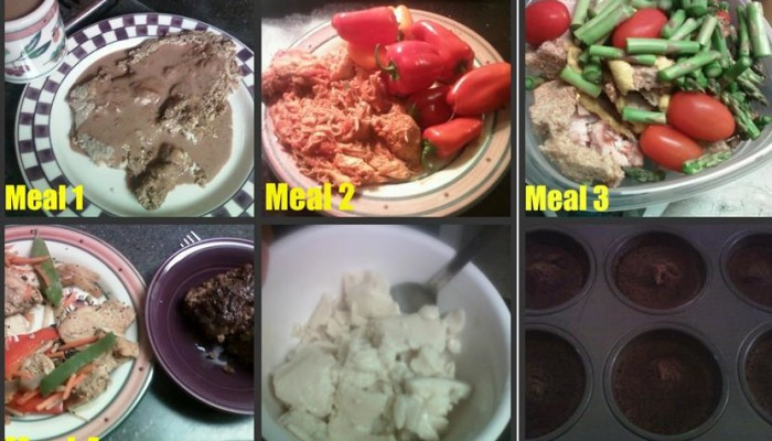 Sample Meal Plan 3