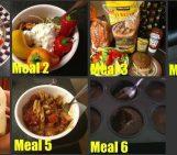 Sample Meal Plan 7
