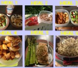 Sample Meal Plan Example 8