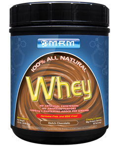 MRM All Natural Whey Reviews