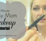 5-Minute Busy Mom Makeup Tutorial
