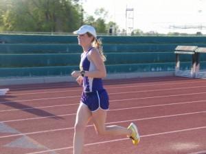 Natalie Hodson Marathon