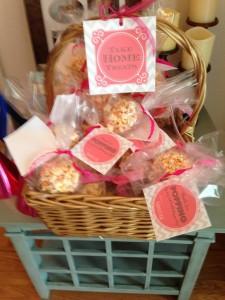 Popcorn Ball Party Favors, Natalie Hodson, www.nataliehodson.com