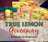 True Lemon Giveaway