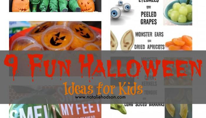 9 Fun Halloween Ideas for Kids