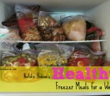 Healthy Freezer Meals for a Week! (video)