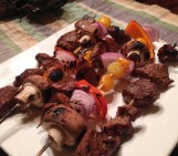 Marinated Beef Kabobs – Secret Family Recipe!