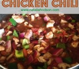 Chicken Chili Natalie Hodson