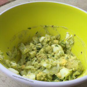 Healthy Egg Salad -