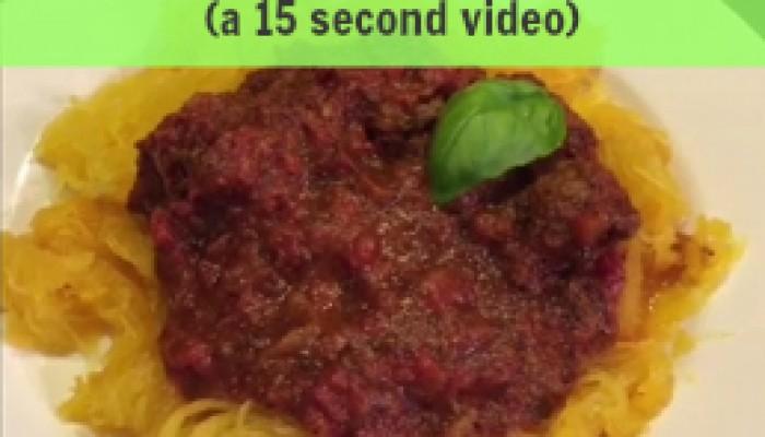 Spaghetti Squash2