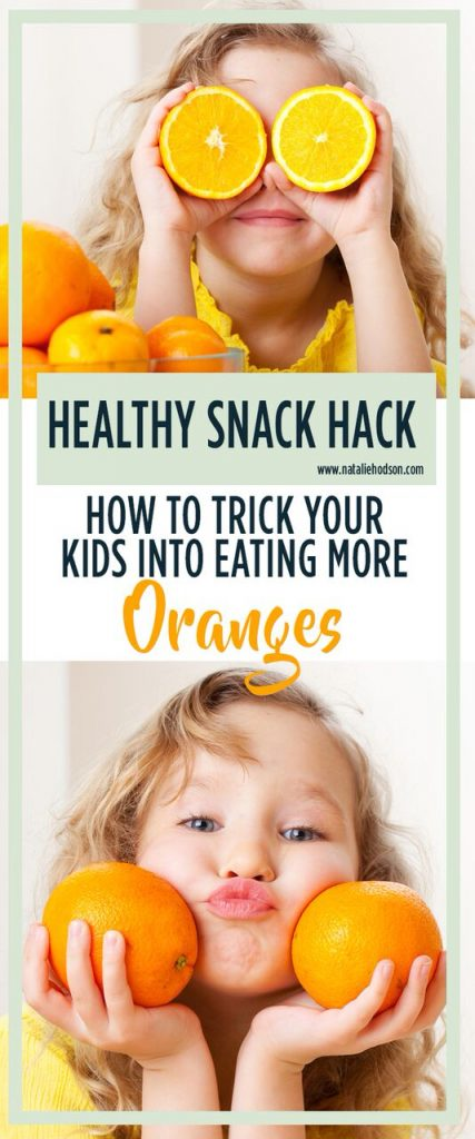 Healthy Snack Trick