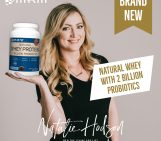 MRM Whey Protein With PROBIOTICS