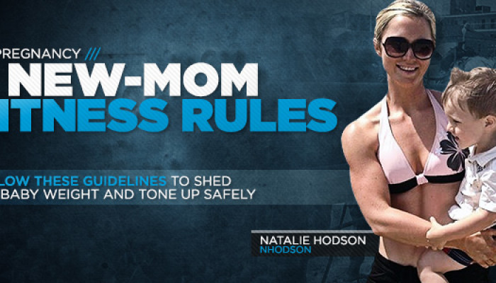 8-new-mom-fitness-rules
