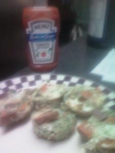 Sweet Potato and Zucchini Mini Frittata