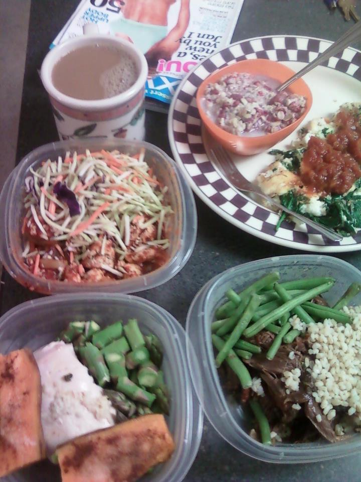 Sample Meal Plan 1