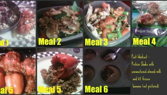 Sampl Meal Plan 5