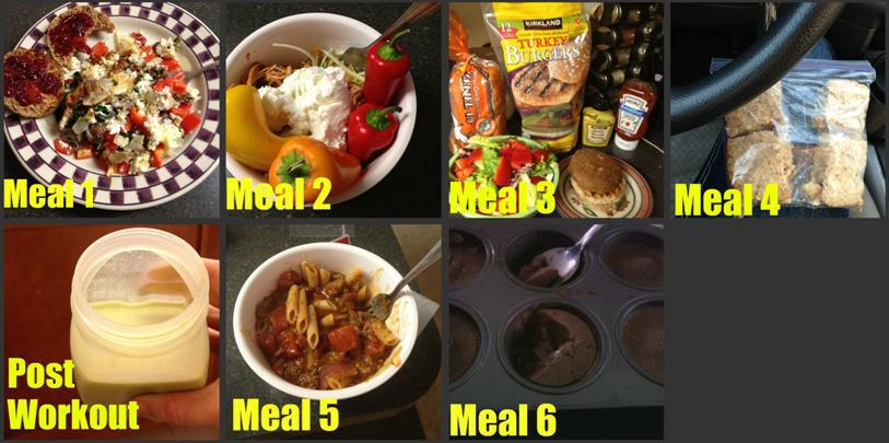 Sample Meal Plan 7