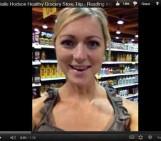 Healthy Grocery Store Trip www.nataliehodson.com
