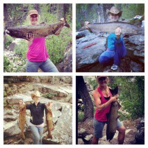 Natalie Hodson Idaho Salmon Fishing