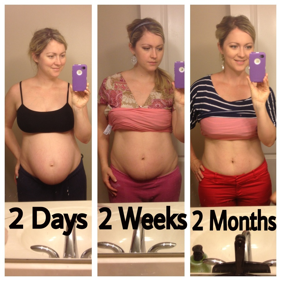 Learning to Love Your Post Pregnancy Body | Natalie Hodson