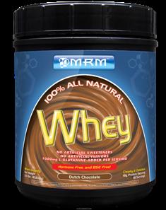 MRM All Natural Whey Reviews