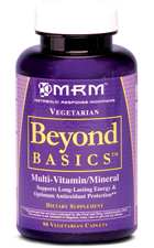 Beyond Basics Multivitamn