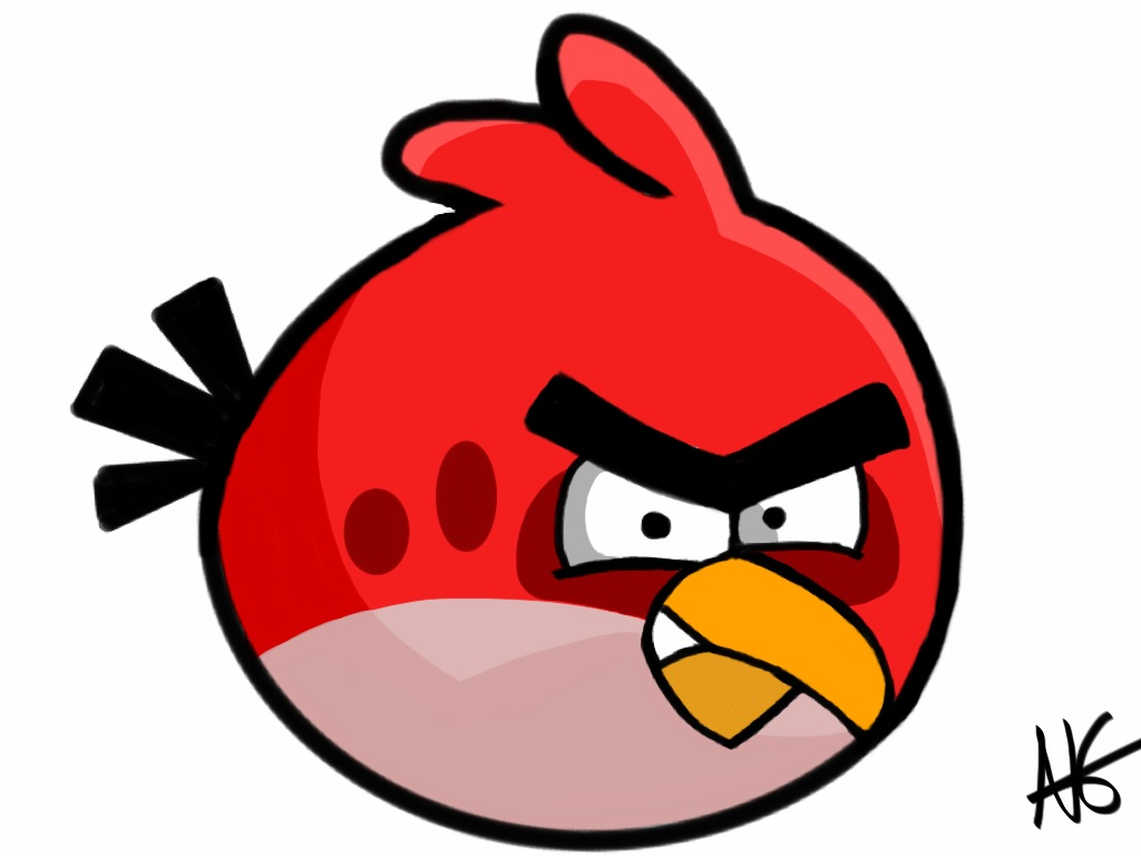 Angry Birds Birthday Natalie Hodson