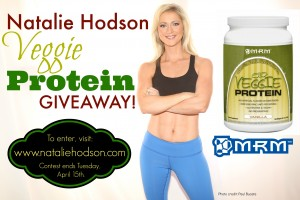 Veggie Protein MRM Giveaway