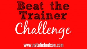 Beat the Trainer Challenge