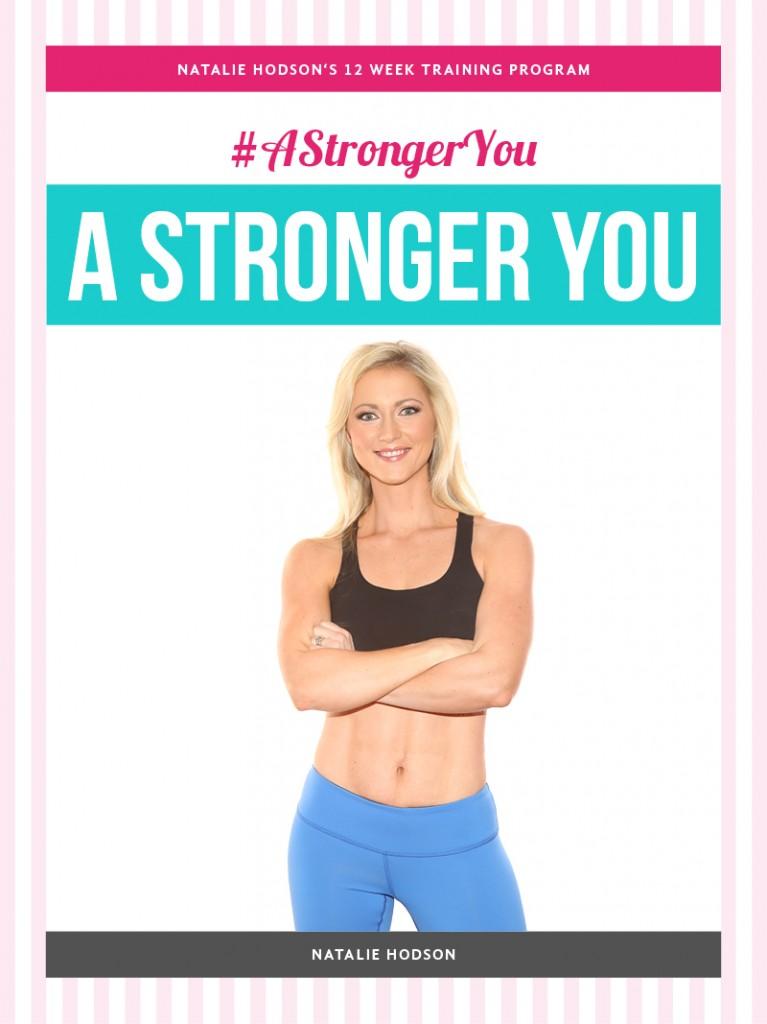 A Stronger You e-Book