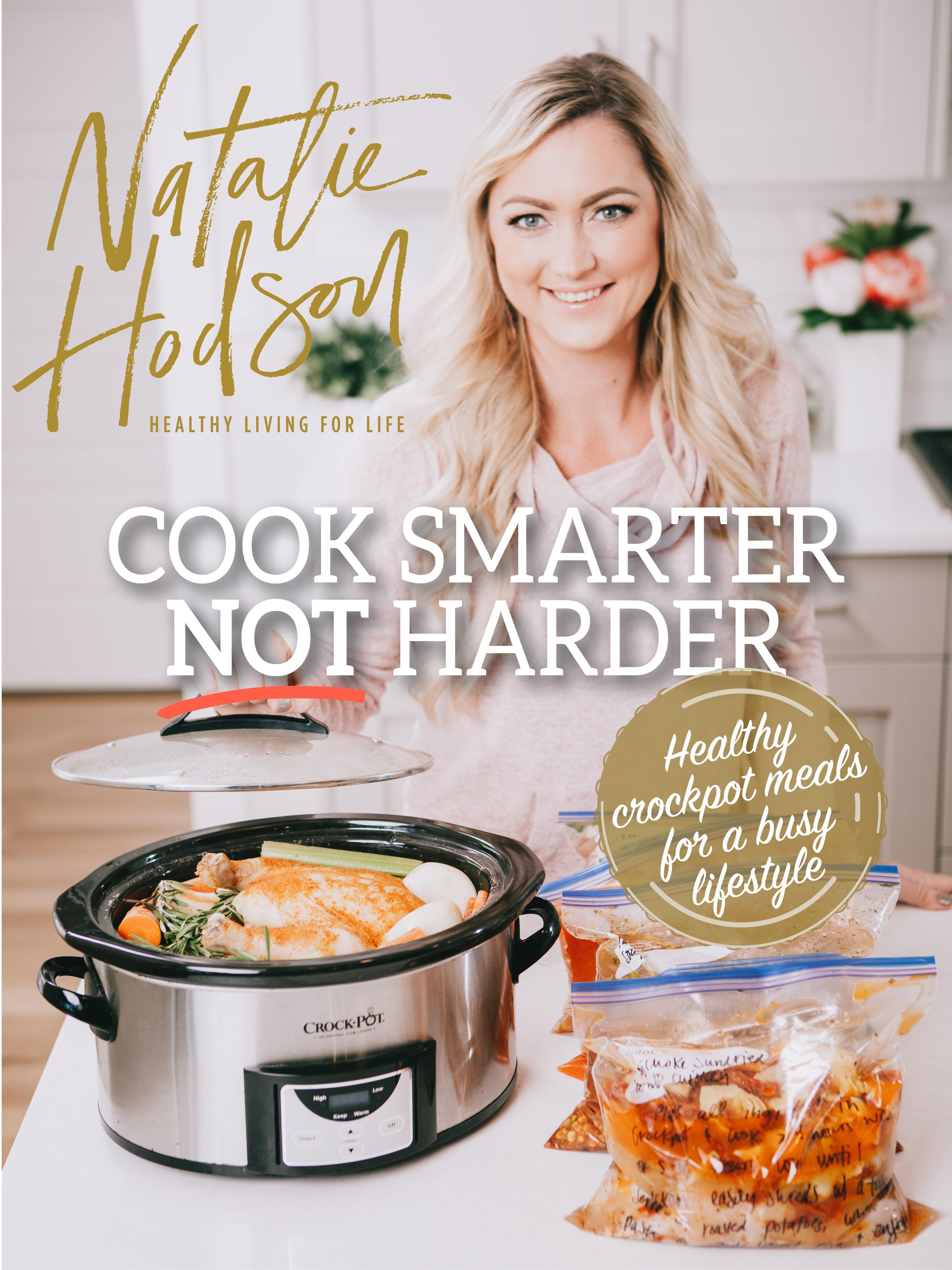 Crockpot Cookbook Cover Image