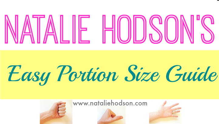 Portion Guide Size