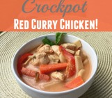 Red Curry Chicken