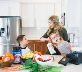 Tips for healthy eating with kids