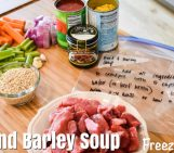 Beef and Barley Soup