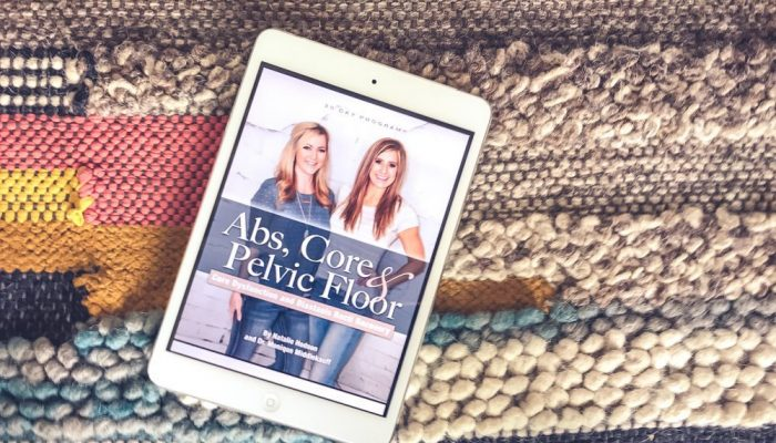 The Best Abs, Core, and Pelvic Floor Workout For Moms-Testimonial