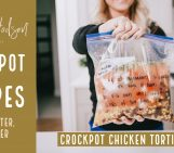 FREE Crockpot Recipe Chicken Tortilla Soup