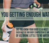 Are You Getting Enough Water?